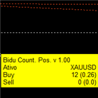 Bidu Position Count