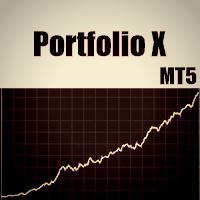 Portfolio X 10 eurusd