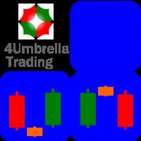 Morning and Evening Star 4Umbrella