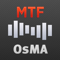 MTF Moving Average of Oscillator  OsMA