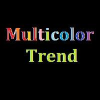 Multicolor Trend