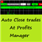 Auto Close Trades At Profits Manager
