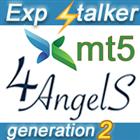 EA 4 Angels eurusd MT5