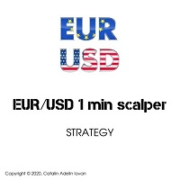 EURUSD 1min scalper