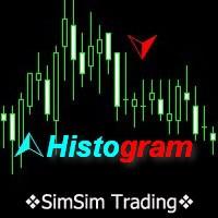 SimSim Trading Histogram