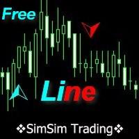 SimSim Trading Line Free