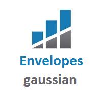 Envelopes gaussian