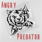 Angry predator