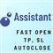 Assistant Open Sl Tp AutoClose Mt4