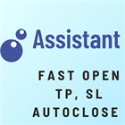 Assistant Open Sl Tp AutoClose Mt5