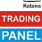 Katana Trading Panel