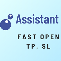 Assistant Fast Open Sl Tp Mt5