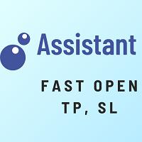 Assistant Fast Open Sl Tp Mt5