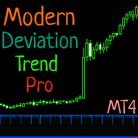 EA Modern Deviation Trend Pro MT4