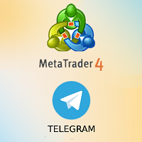 MetaTrader 4 to Telegram