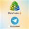 MetaTrader 4 to Telegram