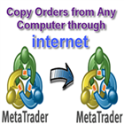 Copy orders for any computer via Internet Master