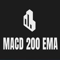 Transcendal fx Macd 200 Ema Alert