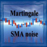 Martingale SMA noise