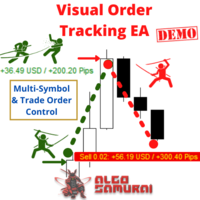 Visual Order Tracking EA Demo