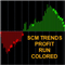 SCM Trends Profit Color Run