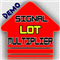 Signal Lot Multiplier MT4 Demo