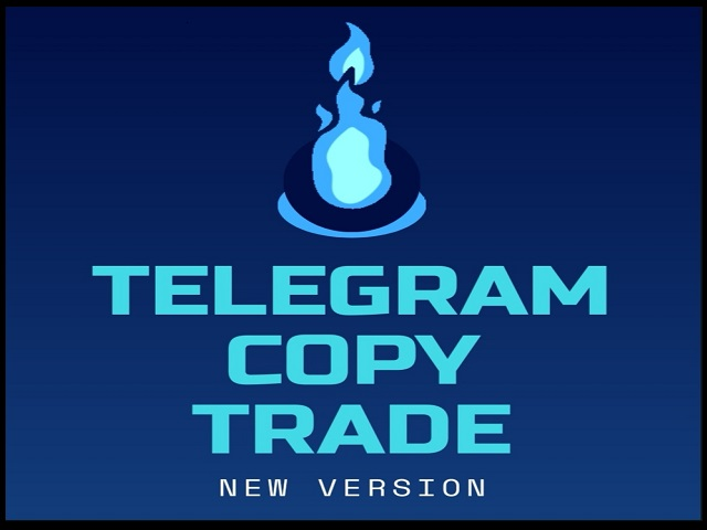 Telegram To MT5 Copy Trade