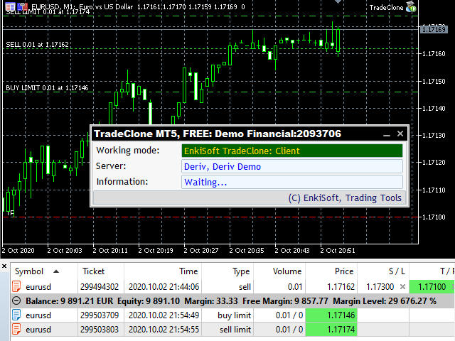Trade Clone MT5