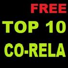 TOP 10 Correlation FREE