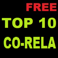 TOP 10 Correlation MT5 FREE