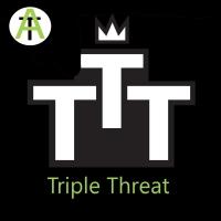 Triple Threat Crown