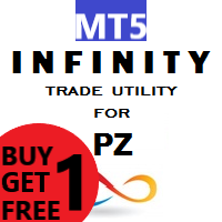 Infinity Trade Utility PZ mt5
