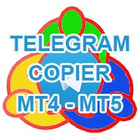 Telegram Trade Copier MT4 DEMO