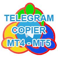 Telegram Trade Copier MT5 DEMO