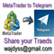Copy Open Close orders from Telegram MT5