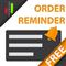 Order Reminder MT4