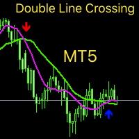 Double Line Crossing MT5