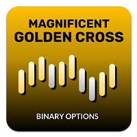 Magnificent Golden Cross