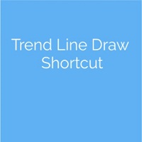 Trend Line Draw Shortcut Demo