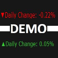 Daily change DEMO