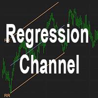 Regression Channel MT4