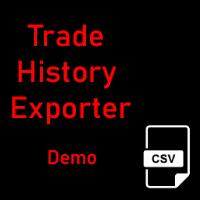 Trade History Exporter Demo