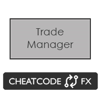 CheatcodeFX Trade Manager