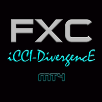FXC iCCI DivergencE MT4