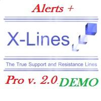 XLines MT4 Demo