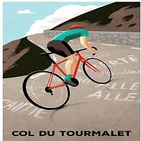 Col du Tourmalet MT4