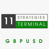 EA Terminal gbpusd 11 Strategies
