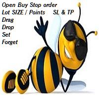 Open Buy Stop Order