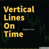 Vertical Line Repetition On Time