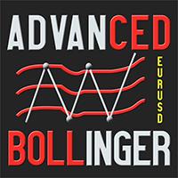 Advanced Bollinger EURUSD